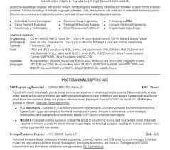 Resume Templates Engineering Cool Hardware Test Engineer Resume Sample Computer Format Fresh Broadcast