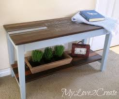 diy french inspired piano bench makeover