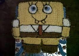 Resep Spongebob Cake Oleh Novieta Cookpad