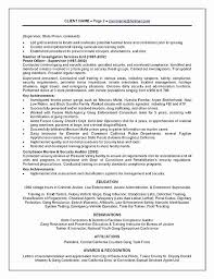 The Proper Police Officer Resume Examples Visit To Reads