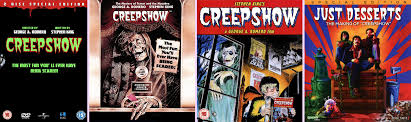 creepshow has always been released barebones in the usa but in the uk it had a sweet 2 disc dvd special edition when it was time for blu ray