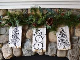 rustic christmas decor ideas jpg