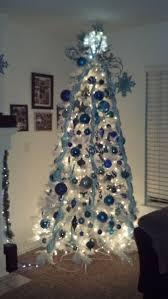 25 Best White Christmas Tree Images On Pinterest White Christmas