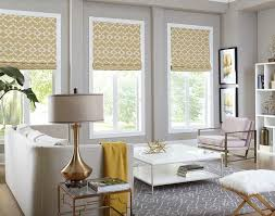Dining Room Blinds Simple Classic Roman Shade Blinds