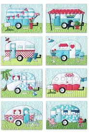 Campers Quilt Pattern by Amy Bradley Designs Quilt