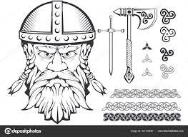 Tetování Na Ruku Viking