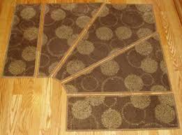 Carpet treads for steps Non Skid Rug Depot Carpet Stair Treads For Your Stairs From Rugdepot