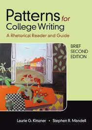Patterns For College Writing Pdf Enchanting Patterns For College Writing Pdf Download