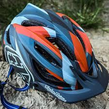 Troy Lee Designs A2 Helmet A2 Helmets W Mips Decoy Aqua Troy Lee Designs