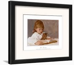 The Lesson' Framed Art Print - Hillary Hunt Amaro | Art.com