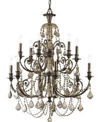 wrought iron and crystal white 4 light chandelier pendant gallery versailles wrought iron and crystal mini chandelier 2 in 1 set wrought iron crystal