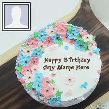 Cake Name Birthday Birthdaycakeformenga