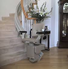 curved stair chair lift. Bruno Custom Curved Stairlift Stair Chair Lift U