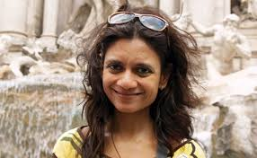 wisha wozzariter a new book takes a pint sized writer on a zany journey interview with payal kapadia who now lives in mumabi with her husband
