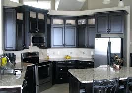 black kitchen cabinets grey walls image of black kitchen cabinets with white dark grey kitchen cabinets