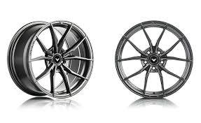 5x120 Bolt Pattern Impressive Vorsteiner VFF 448 Carbon Graphite Wheel 448x4848 Rim Size 48x48 Bolt