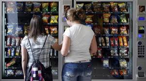 Vending Machines In Schools And Obesity Fascinating New County Regulations Affect Vending Machines THE CURRENT