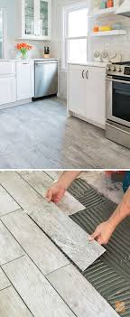 wood tile flooring ideas. 25 Best Ideas About Kitchen Flooring On Pinterest Throughout 15 Wood Tile