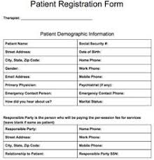 new patient forms medical office templates fax face sheet template excel free cover beautiful sample example