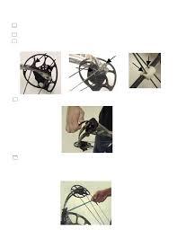 Pse Archery Compound Bow Set Up Procedures User Manual 8 Pages