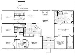 Single Wide Mobile Home Floor Plans 2 Bedroom 17 Best Ideas About Manufactured Homes Floor Plans On Pinterest