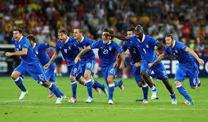 Euro 2012: Italy eliminates England in ...