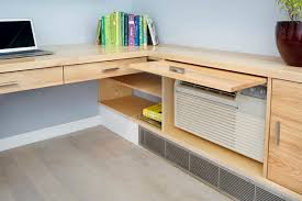 custom desks for home office. Custom Built-in Desk Modern-home-office Desks For Home Office T
