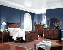 blue walls brown furniture. Blue Walls Brown Furniture Navy Bedroom Look How Great The Goes With E