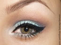 turquoise makeup tutorial