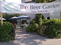 battery garden. victory beer garden open again battery