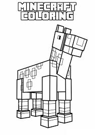 Minecraft 7 De Beste Kleurplaten