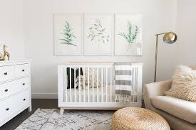 scandinavian nursery furniture. Scandinavian Style Series \u2013 Finishing Touches For A Stylish + Welcoming Nursery Furniture N
