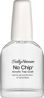 Sally Hansen Nailcare No chip <b>верхнее покрытие против сколов</b> ...
