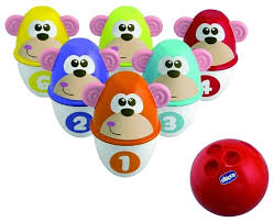 Игровой центр <b>Chicco</b> Fit&Fun <b>Боулинг</b> Monkey strike (5228 ...