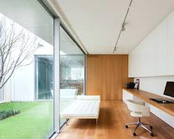 design a home office. home office design modern study room in with white walls medium hardwood floors a built graphic