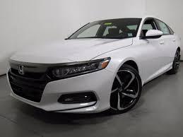 2018 honda accord sport black with black wheels. 2018 honda accord sedan sport cvt in morrisville, nc - autopark black with wheels