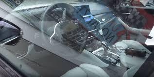 2018 bmw m5 interior. perfect bmw 2018 bmw m5 interior spied  and bmw m5