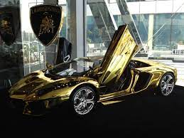 Puregold is one of the most popular supermarket chains in the. Gold Lamborghini Yours For 7 5 Million