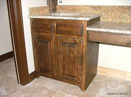 Bathroom Vanities San Antonio Inspiration Bathroom Picture Of Rustic Bathroom Vanity Cabinet Tips For