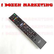 sony tv remote control. 1 dozen sony common lcd led tv remote control rm715a tv