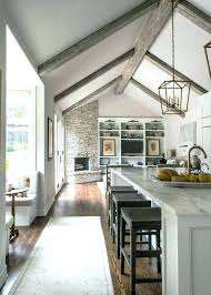 ceiling beams wood ceiling beams white contemporary kitchen with vaulted ceilings paint wooden ceiling beams white ceiling beams