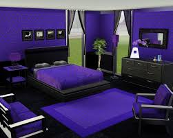 Purple And Blue Bedroom Teens Room Excellent Purple Teen Decoration And Design Exciting