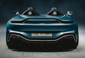 2021 Aston Martin V12 Speedster Price And Specifications