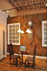 Artist Julie Carroll Zouzounis of Creative Walls calls this beautiful  finish Rustique. Created for a San Francisco Design Center showroom with  our Metal ...