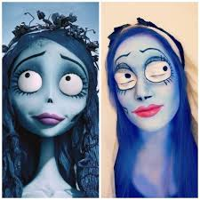 the 25 best ideas about corpse bride makeup on bride costume corpse bride costume and corpse bride dress