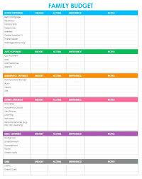free family budget worksheet free printable monthly budget printable budget worksheet budget