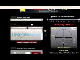 Bdc Chart For Nikon Scopes How To Use The Nikon Bdc Reticle And Spoton Software