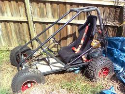 picture of off road buggy go cart project
