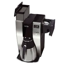 Coffee Maker Carafe And Single Cup Mr Coffeer Optimal Brew 10 Cup Programmable Coffee Maker With