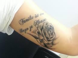 Tina112 Familie Ist Im Herzen Zu Hause Tattoos Von Tattoo